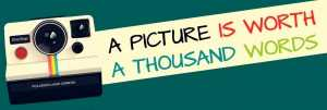 A Picture is Worth A Thousand Words (Infographic)
