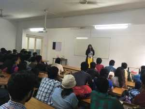 Game Design Workshop by Neha Rai