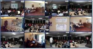A Quick Recap of the Induction Session at Seamedu