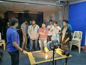 Workshop by Sourav Kumar Das
