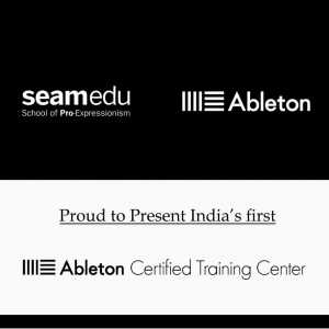 Seamedu – India's First and Only Ableton Certified Training Center