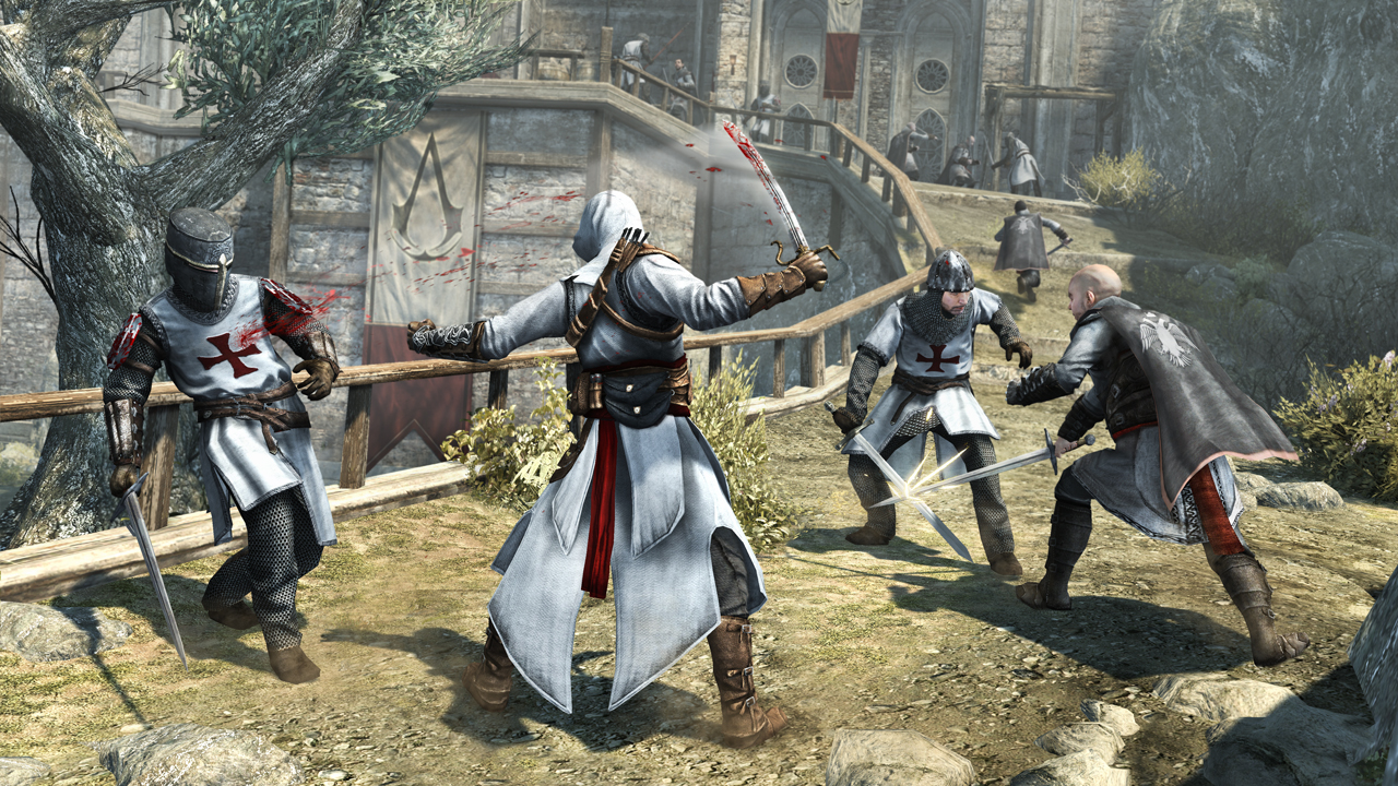 Game Assassins Creed Combat