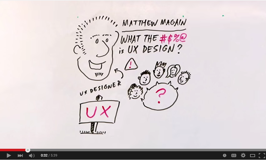 UX Design Video